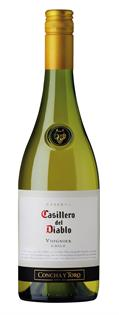 Casillero del Diablo Viognier 2014 750ml - Case of 6